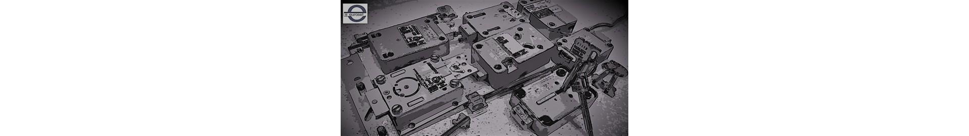 zamki do sejfu kasy pancernej szafy na broń szyfrowe na klucz atest